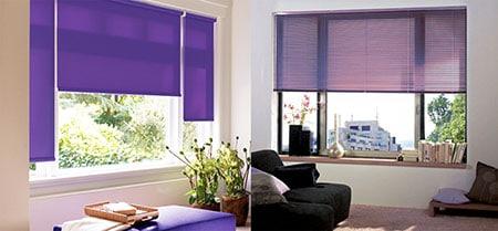 Жалюзи или рулонные шторы: что лучше